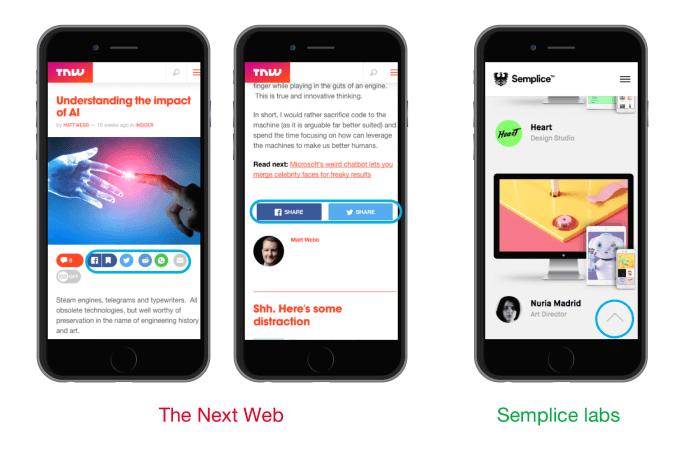 Ces Petits Plus Qui Ameliorent L Experience Mobile D Un Site