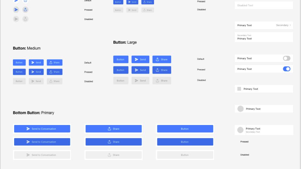 Retour d'expérience sur la conception d'un Design System